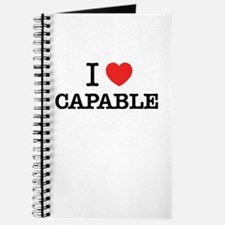 I Love CAPABLE Journal