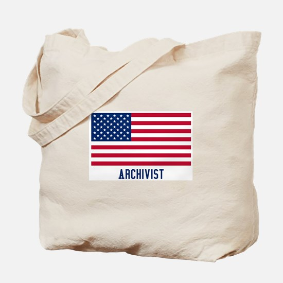 Ameircan Archivist Tote Bag