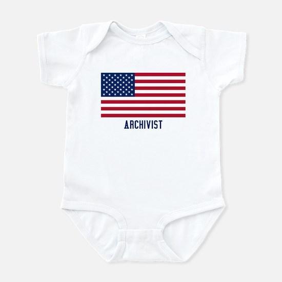 Ameircan Archivist Infant Bodysuit