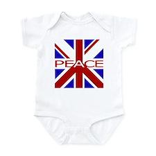 Unique Union pacific Infant Bodysuit