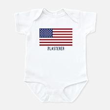 Ameircan Plasterer Infant Bodysuit