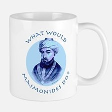 What Would Maimonides Do? Mug