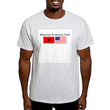 Albanian-American Pride T-Shirt