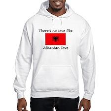 No love like Albanian love Hoodie