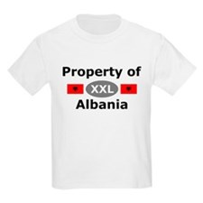 Property of Albania T-Shirt