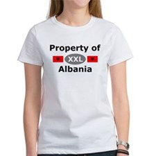 Property of Albania Tee