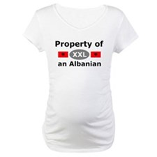 Property of an Albanian Shirt