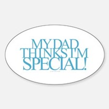 Dad Special Decal