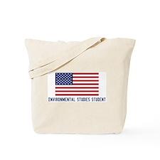 Ameircan Environmental Studie Tote Bag