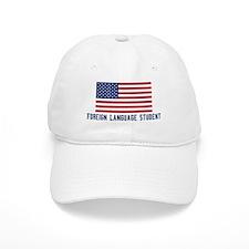 Ameircan Foreign Language Stu Baseball Cap
