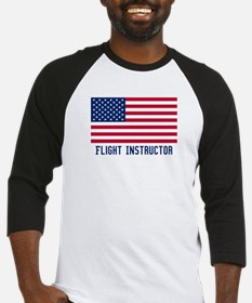 Ameircan Flight Instructor Baseball Jersey