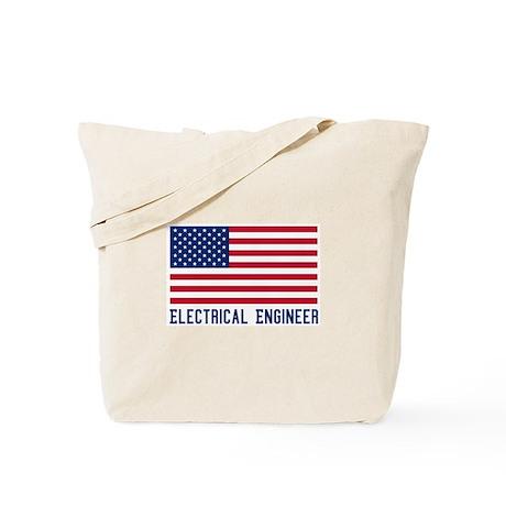 Ameircan Electrical Engineer Tote Bag