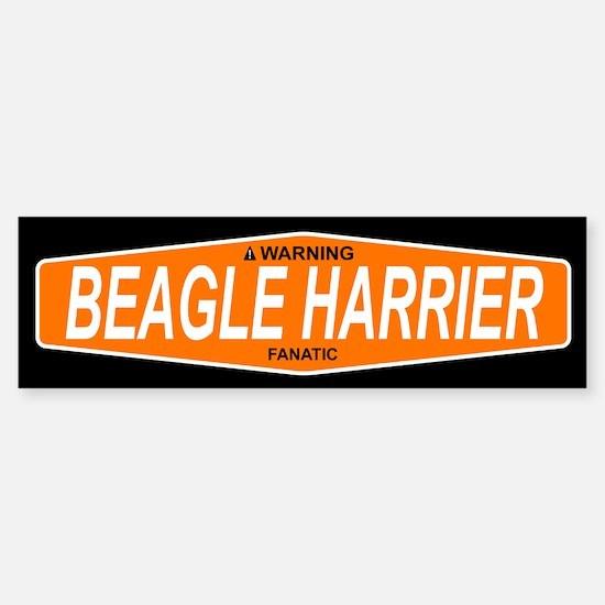 BEAGLE HARRIER Bumper Bumper Bumper Sticker