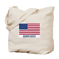 Ameircan Geophysicist Tote Bag