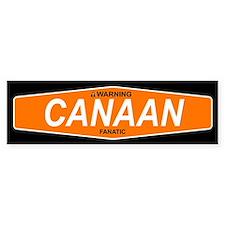 CANAAN Bumper Bumper Sticker
