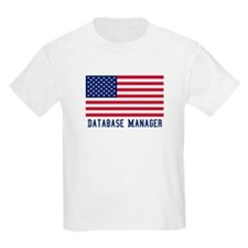 Ameircan Database Manager T-Shirt
