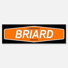 BRIARD Bumper Bumper Bumper Sticker