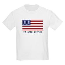 Ameircan Financial Advisor T-Shirt