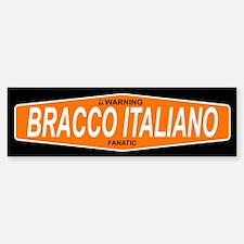 BRACCO ITALIANO Bumper Bumper Bumper Sticker