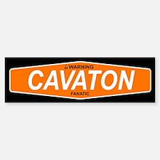 CAVATON Bumper Bumper Bumper Sticker