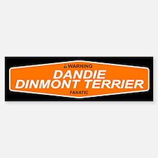 DANDIE DINMONT TERRIER Bumper Bumper Bumper Sticker