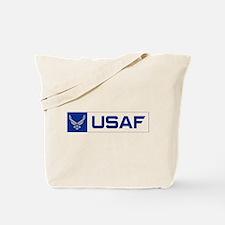 Seal USAF Tote Bag