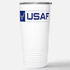 Seal USAF Travel Mug