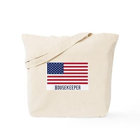 Ameircan Housekeeper Tote Bag