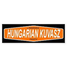 HUNGARIAN KUVASZ Bumper Bumper Sticker