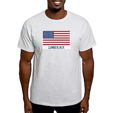 Ameircan Lumberjack T-Shirt