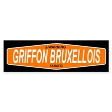 GRIFFON BRUXELLOIS Bumper Bumper Sticker