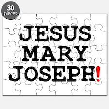 JESUS MARY JOSEPH! Puzzle