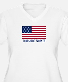 Ameircan Longshore Worker T-Shirt