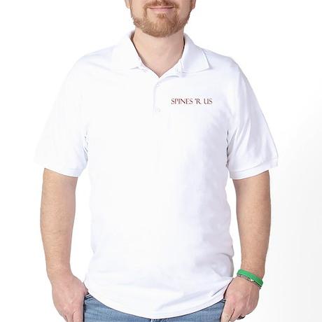 Chiropractor Golf Shirt