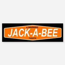 JACK-A-BEE Bumper Bumper Bumper Sticker