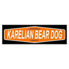 KARELIAN BEAR DOG Bumper Bumper Sticker