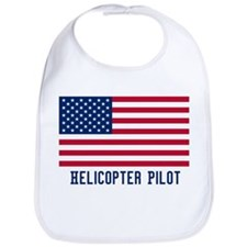 Ameircan Helicopter Pilot Bib