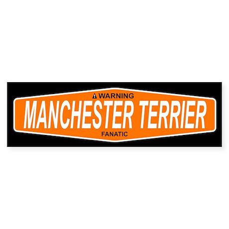 MANCHESTER TERRIER Bumper Sticker