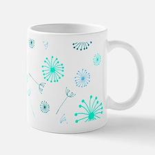Dandelion Clocks Mugs