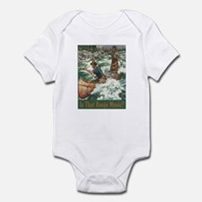 IsThat Banjo Music? Infant Bodysuit