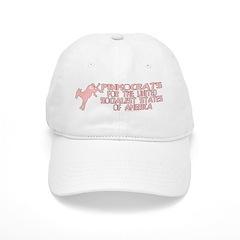 Pinkocrats Anti-Liberal Baseball Cap