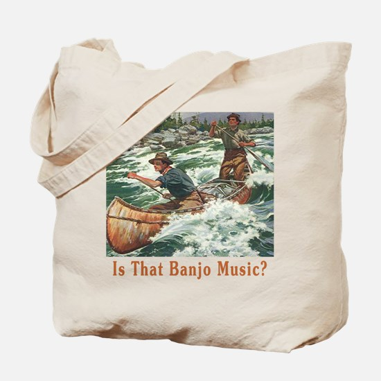 IsThat Banjo Music? Tote Bag