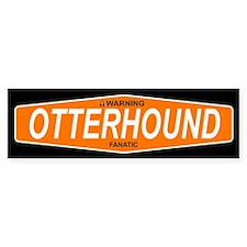 OTTERHOUND Bumper Bumper Sticker