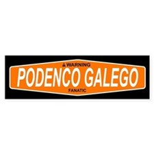 PODENCO GALEGO Bumper Bumper Sticker