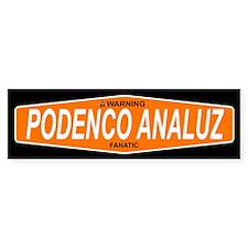 PODENCO ANALUZ Bumper Bumper Sticker
