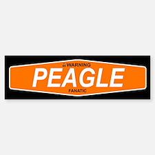 PEAGLE Bumper Bumper Bumper Sticker