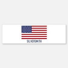 Ameircan Silversmith Bumper Bumper Bumper Sticker