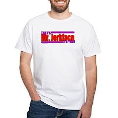 Mr. Jerkface to You Shirt
