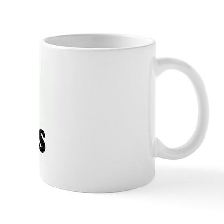 I Love Dennis Mug