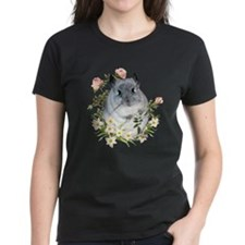 Chin with Rose Tee